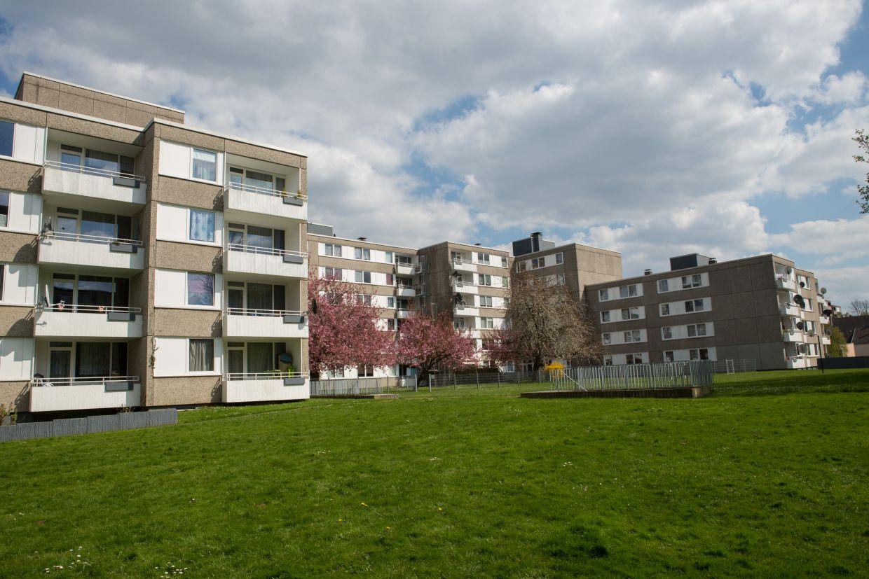 InnovationCity roll out-Quartier Dortmund: Westerfilde / Bodelschwingh Hochhäuser