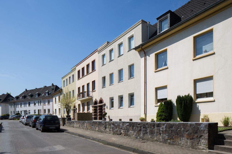 InnovationCity roll out-Quartier Gelsenkirchen Rotthausen-West Gebäude