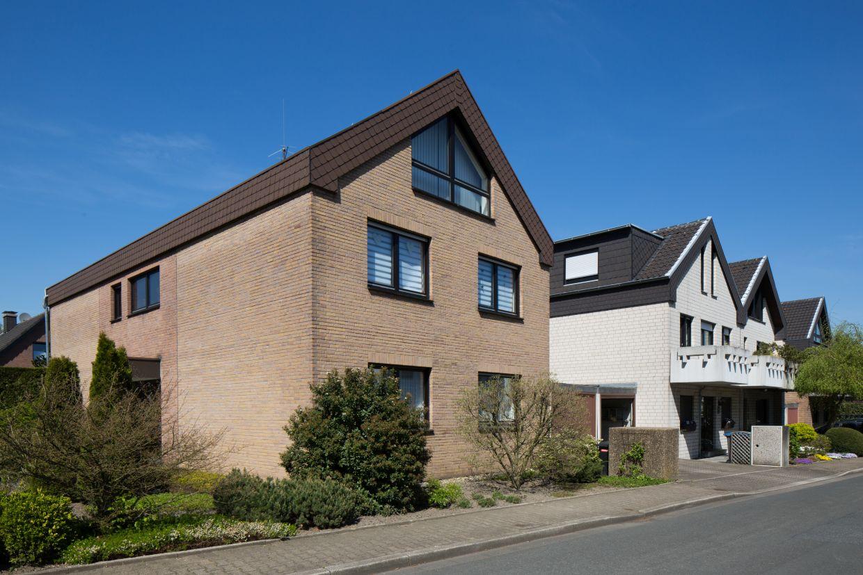 InnovationCity roll out-Quartier Gelsenkirchen Rotthausen-West Einfamilienhäuser