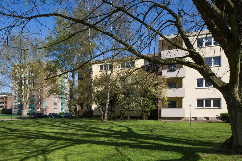 Quartiere im InnovationCity roll out: Gladbeck: Rentfort-Nord