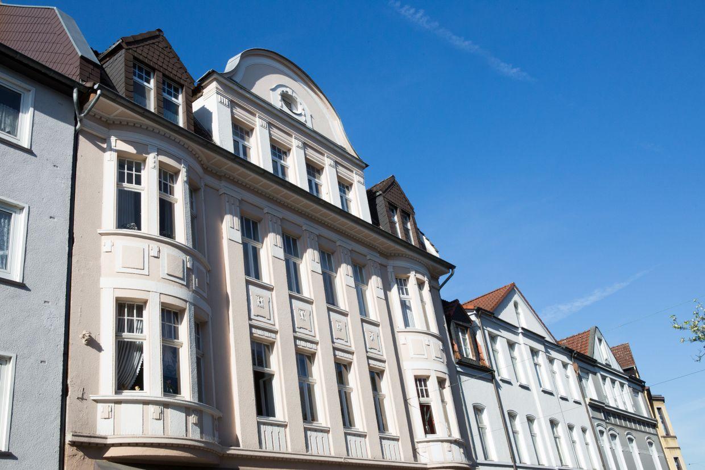 InnovationCity roll out-Quartier Gladbeck: Stadtmitte Gebäude