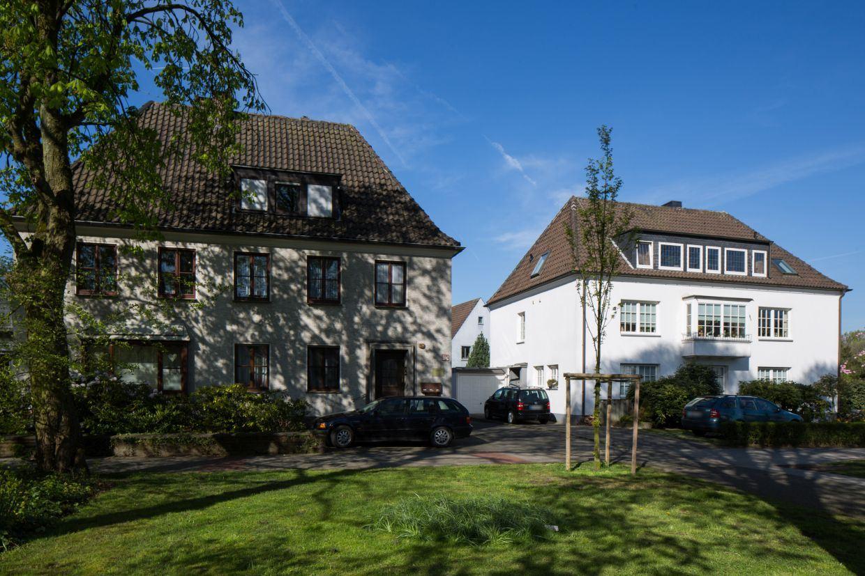 InnovationCity roll out-Quartier Gladbeck: Stadtmitte Häuser