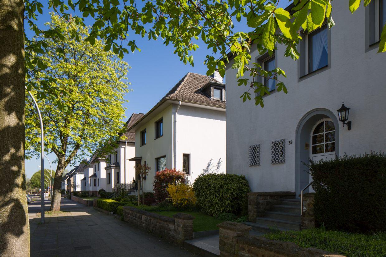 InnovationCity roll out-Quartier Gladbeck: Stadtmitte Einfamilienhäuser