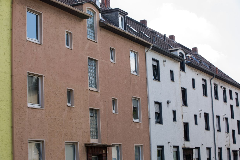 InnovationCity roll out-Quartier Hamm-Weststadt Sanierungsbedarf