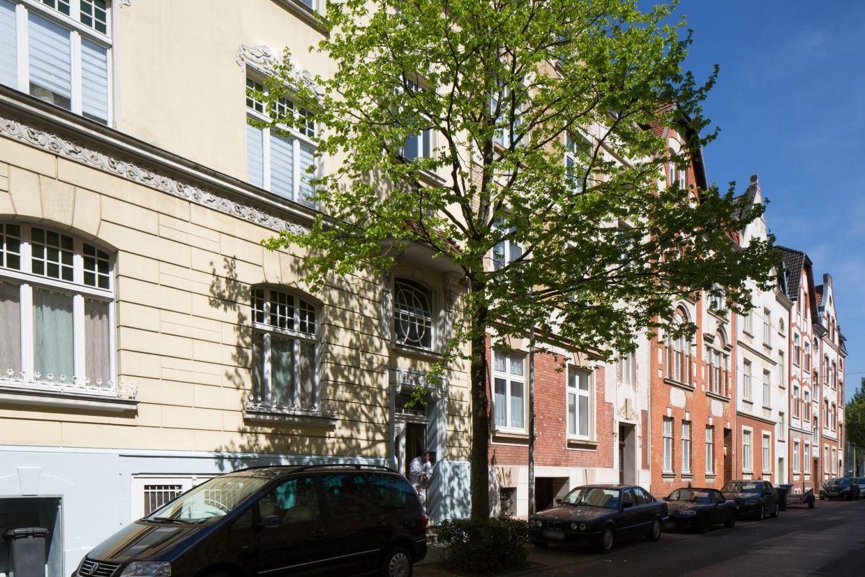 InnovationCity roll out-Quartier Herne-Mitte Gebäudestruktur