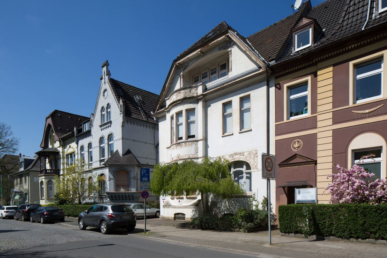 Quartiere im InnovationCity roll out: Herne-Mitte