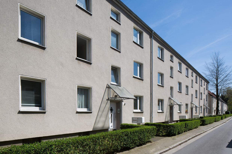 InnovationCity roll out-Quartier Herne-Mitte Mehrfamilienhäuser