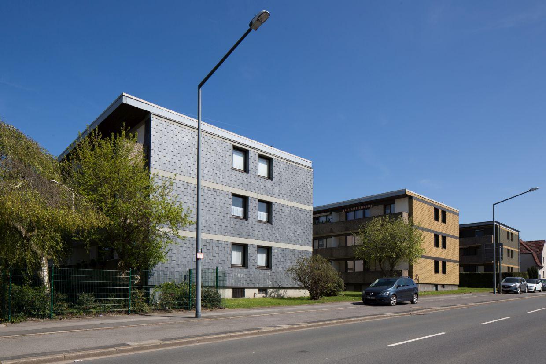 InnovationCity roll out-Quartier Herten: Langenbochum/Paschenberg Mehrfamilienhäuser
