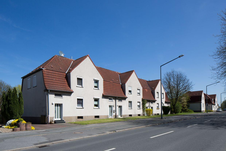 InnovationCity roll out-Quartier Herten: Langenbochum/Paschenberg Häuser
