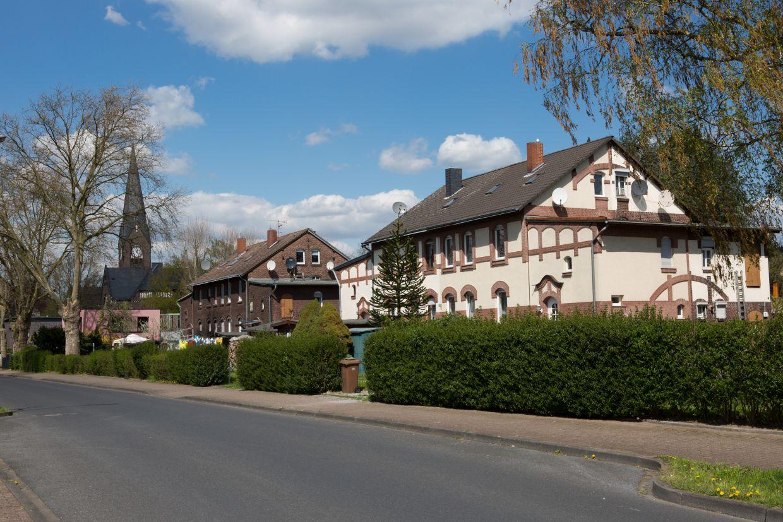 InnovationCity roll out-Quartier Lünen-Süd Einfamilienhäuser