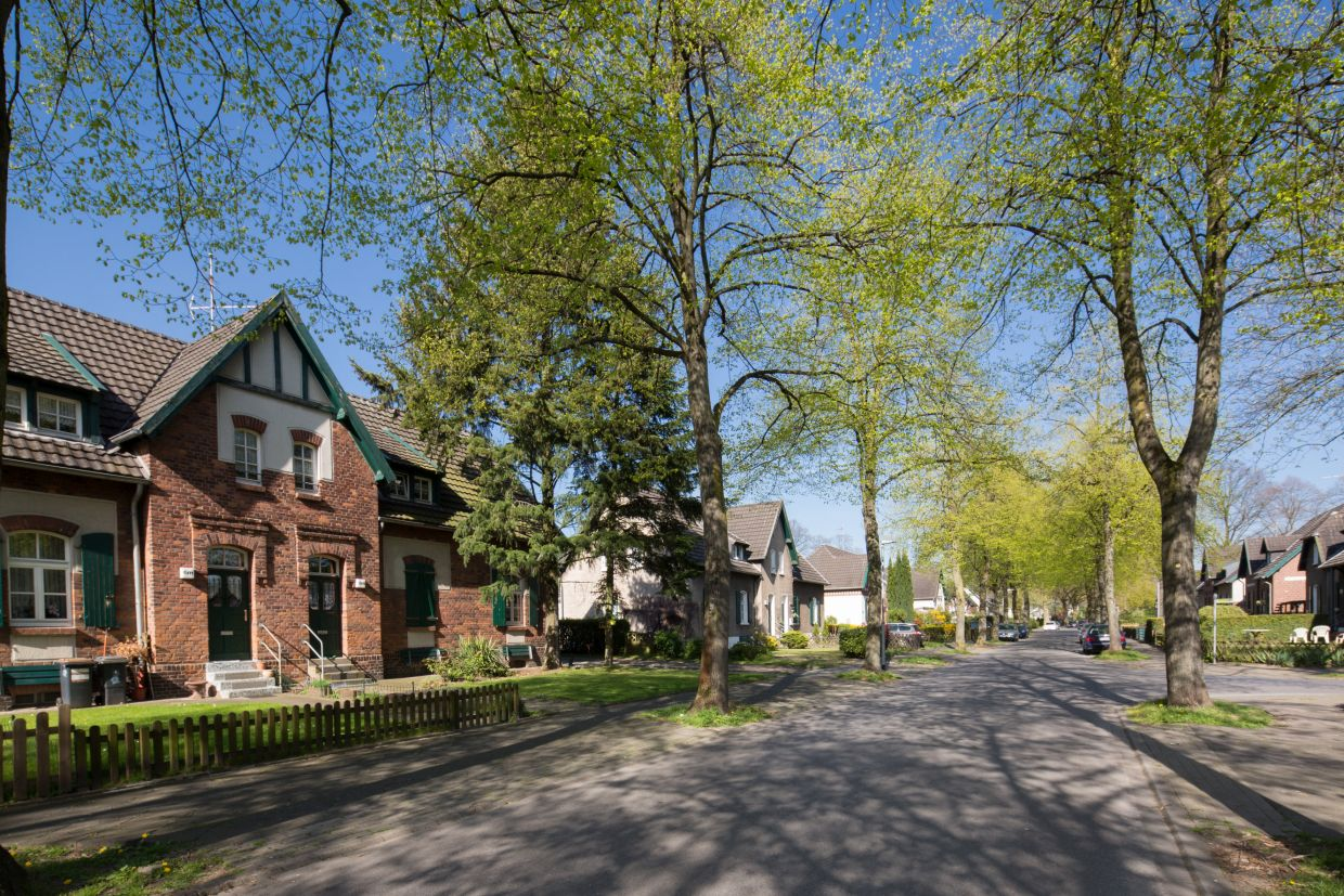 Quartiere im InnovationCity roll out: Moers: Meerbeck