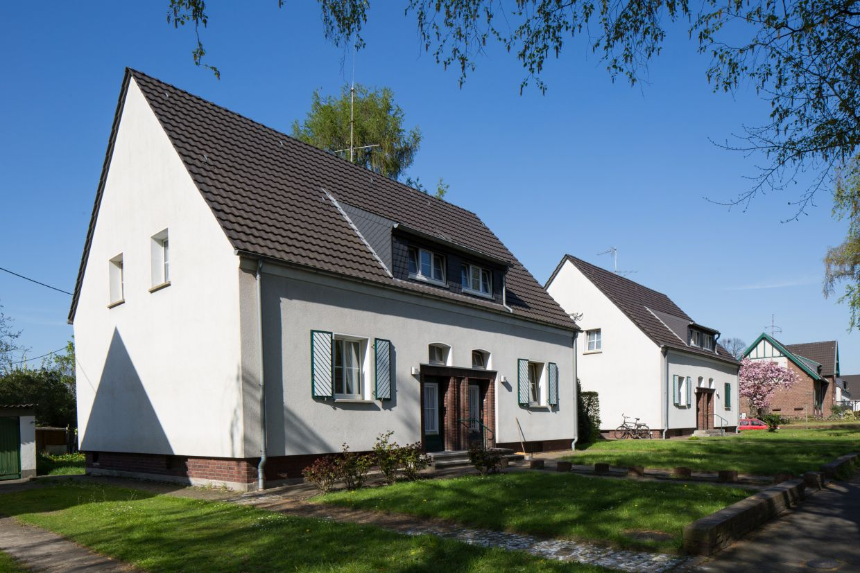 InnovationCity roll out-Quartier Moers: Meerbeck Häuser