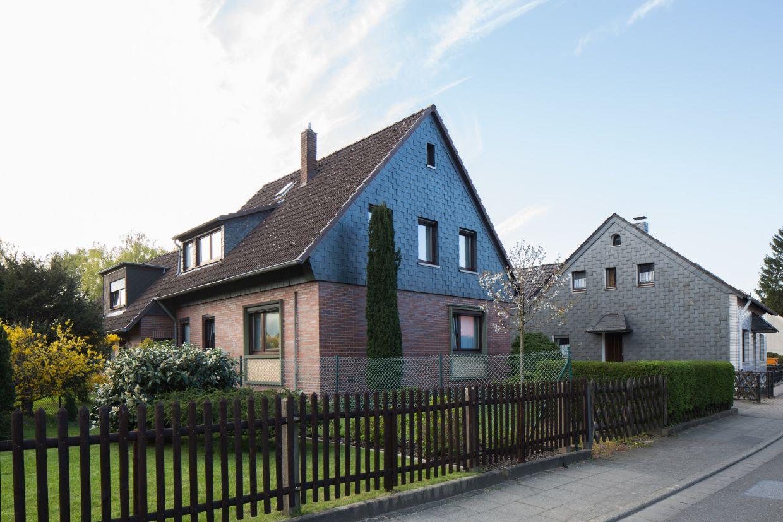 InnovationCity roll out-Quartier Mülheim an der Ruhr: Dümpten Einfamilienhaus