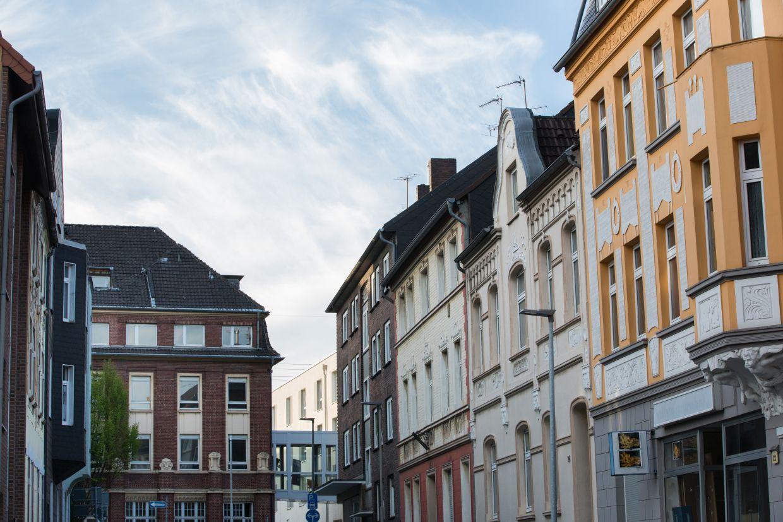 Quartiere im InnovationCity roll out: Oberhausen: Osterfeld-Mitte / Vondern