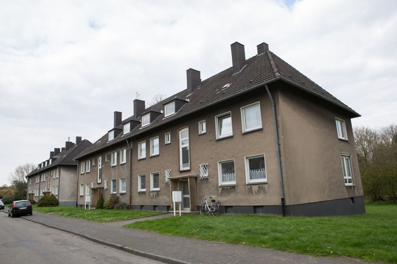 Quartiere im InnovationCity roll out: Recklinghausen: Hillerheide