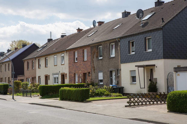 Quartiere im InnovationCity roll out: Waltrop: Hirschkamp / Alte Kolonie